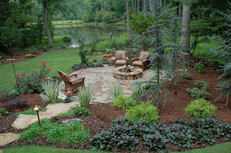 Backyard Hardscape Design Ideas : front yard hardscape ideas MEMEs
